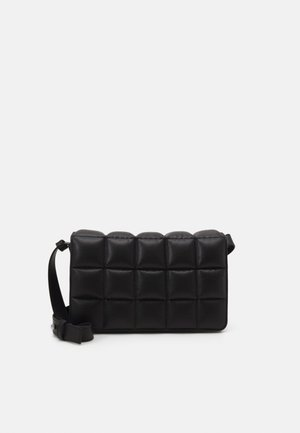 BOBBIE BAG - Across body bag - black dark