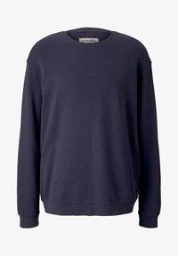 TOM TAILOR DENIM - Sweater - sky captain blue - 4