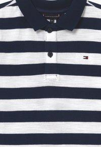 Tommy Hilfiger - BACK INSERT - Polo shirt - blue - 3