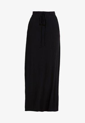 SKIRT - Maxi skirt - black