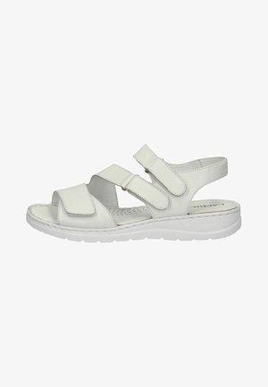 Sandaler - white nappa