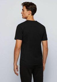BOSS - DIAMOND  - T-shirt print - black - 2