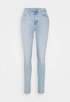 Jeans Skinny Fit - bleached denim