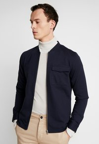 Lindbergh - OVERSHIRT - Light jacket - navy - 0