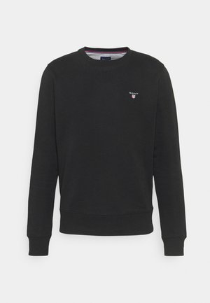 ORIGINAL C NECK - Sweatshirt - black
