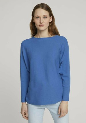 BATWING  - Sweter - mid blue