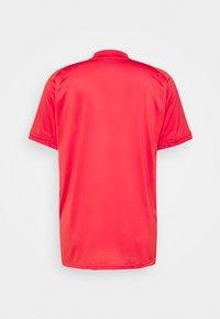 adidas Performance - BELGIUM TRAINING - Klubbkläder - glow red - 1