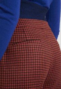 LK Bennett - INGRID - Trousers - orange/pink - 5