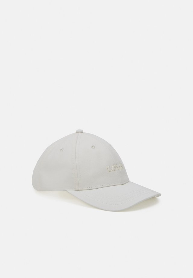 WOMEN'S TONAL PRINTED LOGO BASEBALL - Cap - regular white