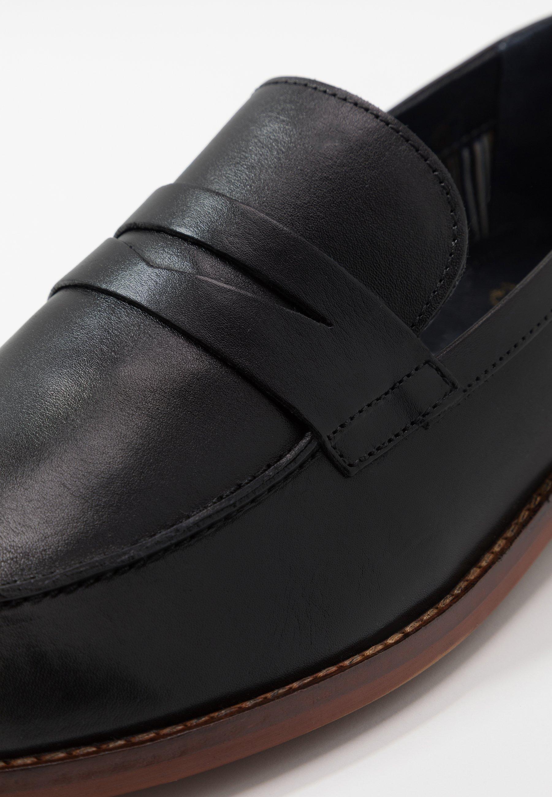 LENSE Slip ins waxy black