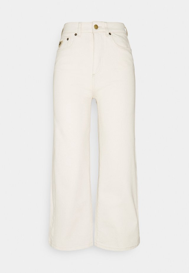 COLETTE  - Relaxed fit jeans - offwhite
