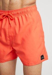 Rip Curl - VOLLEY - Swimming shorts - orange - 3
