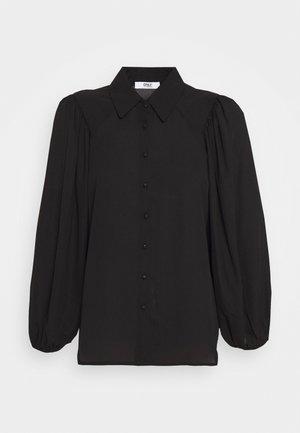 ONLLAVIN - Button-down blouse - black