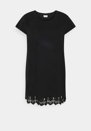 MLALETTA TUNIC - Jersey dress - black