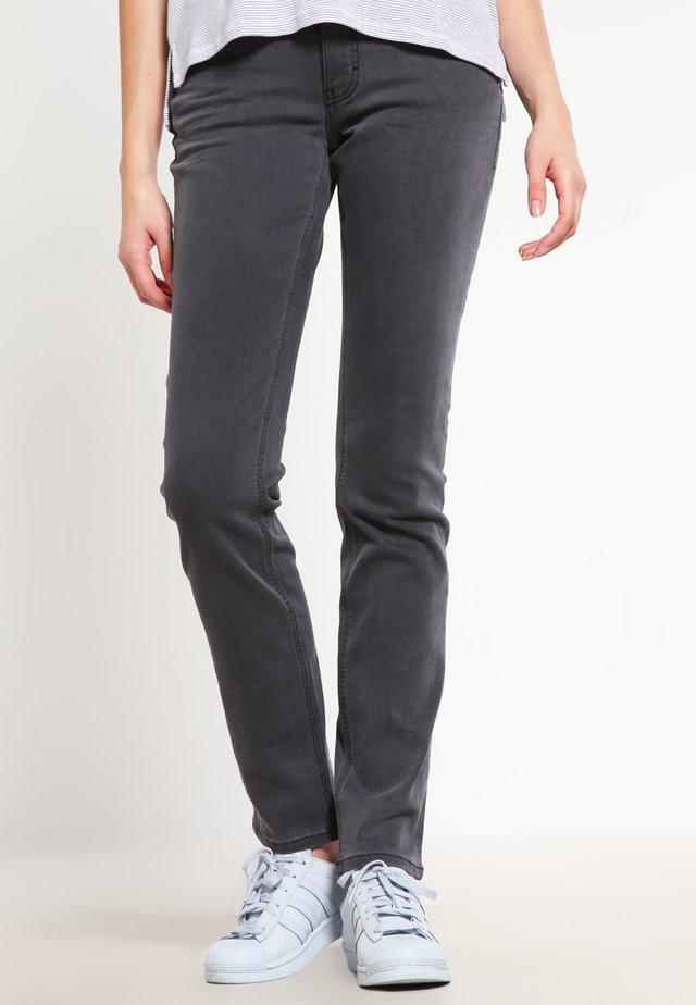 SISSY  - Slim fit jeans - black vintage wash