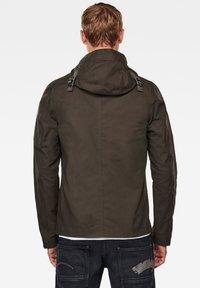 G-Star - BATT ZIP - Outdoor jacket - asfalt - 1