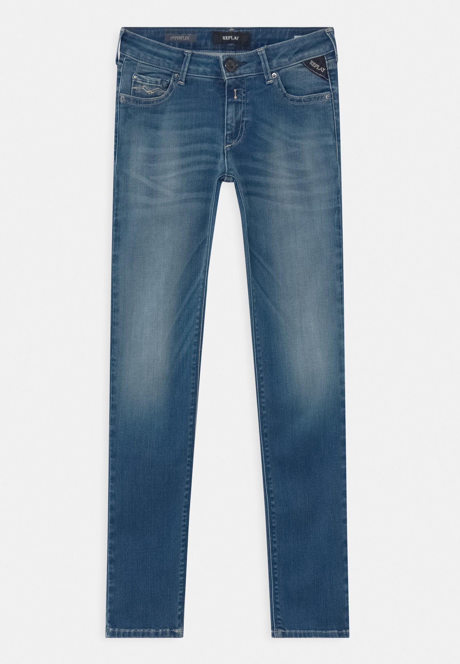 Kids HYPERFLEX BIO - Slim fit jeans