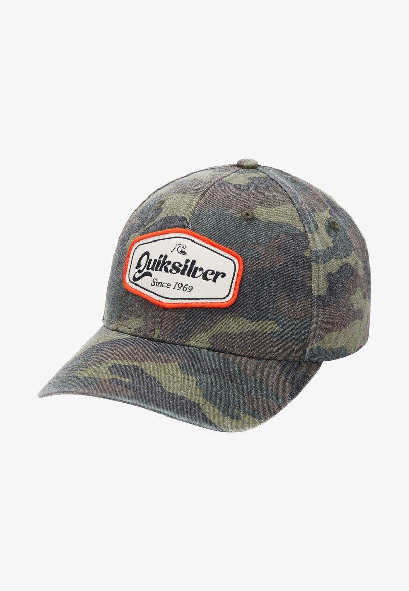 Quiksilver - Cap - camo