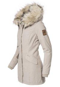 Navahoo - Winter coat - beige - 3