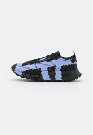 COLLINA STRADA X REEBOK CL LEGACY - Sneakersy niskie - core black/lilac glow/footwear white