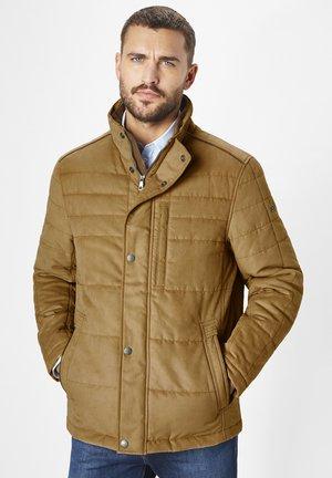 TIZIAN - Winter jacket - bison