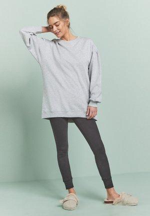 LONG SLEEVE LIGHTWEIGHT TOP - Sweatshirt - grey