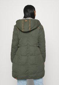 Ragwear - MERSHEL - Winter coat - olive - 2