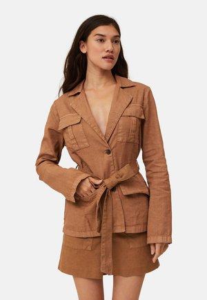 MATILDA - Blazer - brown