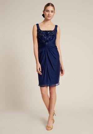 PORDENONE - Cocktail dress / Party dress - blu violaceo/blu violaceo