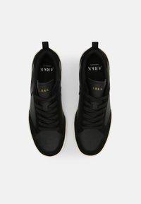 ARKK Copenhagen - VISUKLASS UNISEX - Sneakers basse - black marshmallow - 3