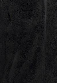 ONLY Play - ONPJAEL FLUFFY ZIP JACKET - Fleece jacket - black - 2