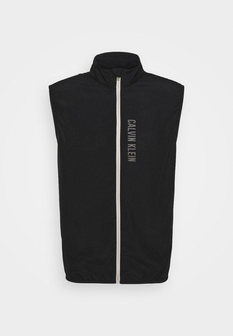 Calvin Klein Performance - VEST - Waistcoat - black
