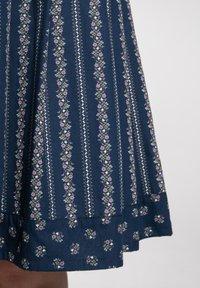 Spieth & Wensky - SCHATZ - A-line skirt - blau - 5