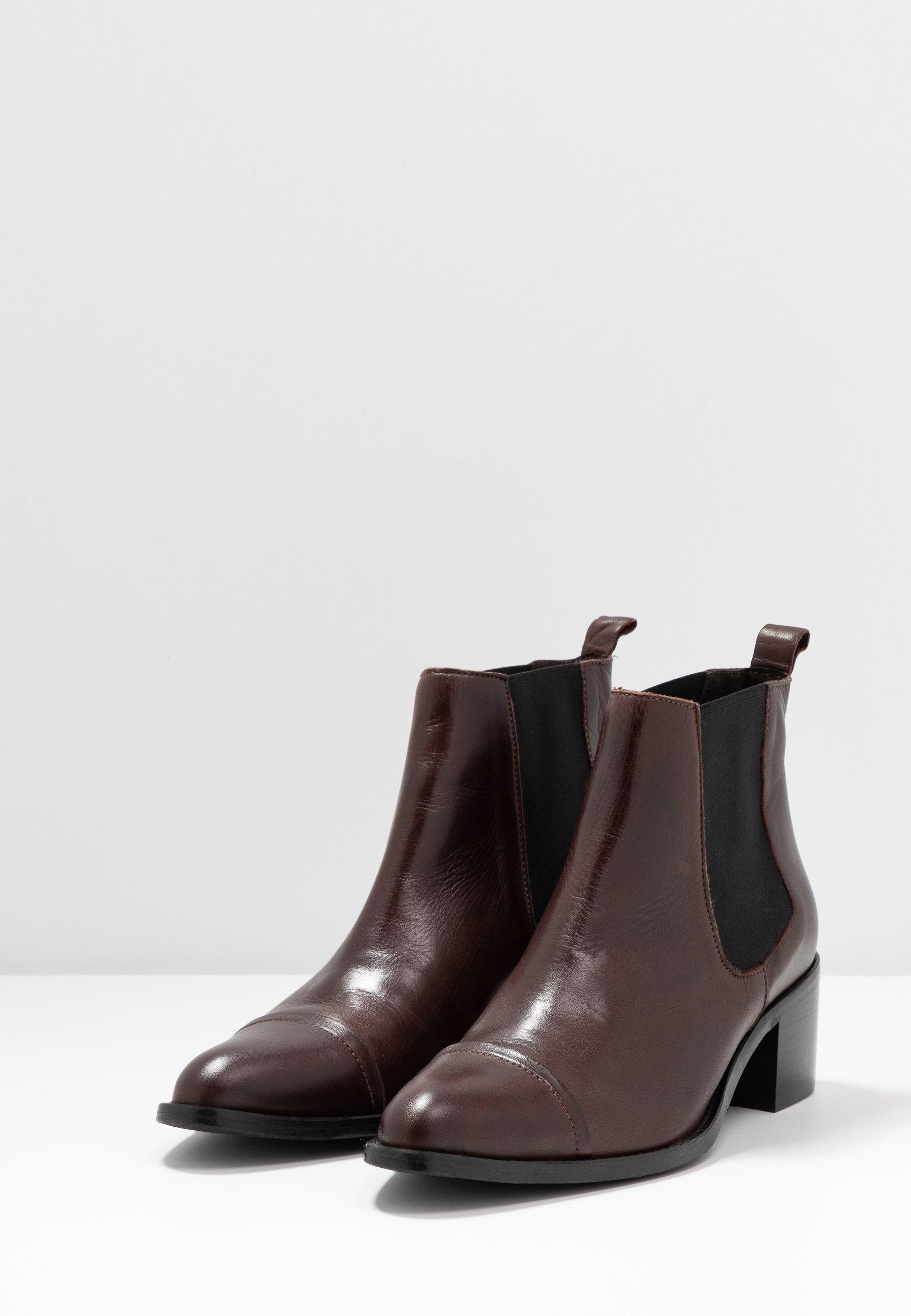 Bianco Ankle Boot dark brown/dunkelbraun