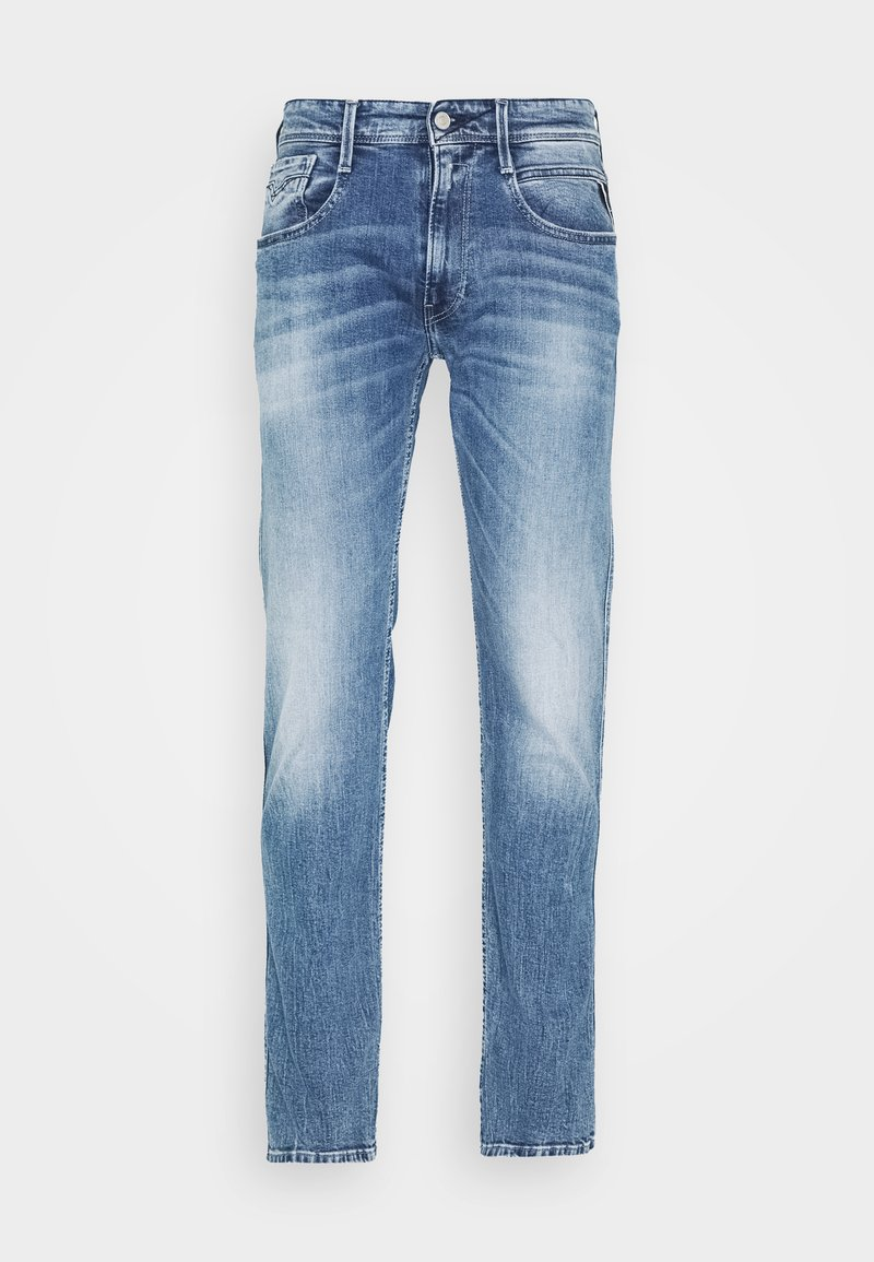 Replay ANBASS - Jeans Slim Fit - light blue/light-blue denim 5NH1y4