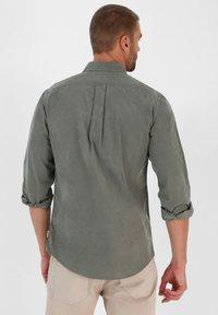 Scalpers - CORDUROY - Shirt - light khaki - 2