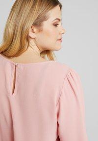 Zizzi - MPHILIA BLOUSE - Blouse - candy pink - 4