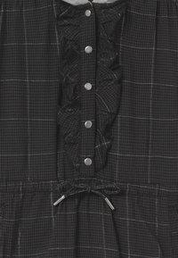 IKKS - HOOD - Košilové šaty - gris anthracite - 2
