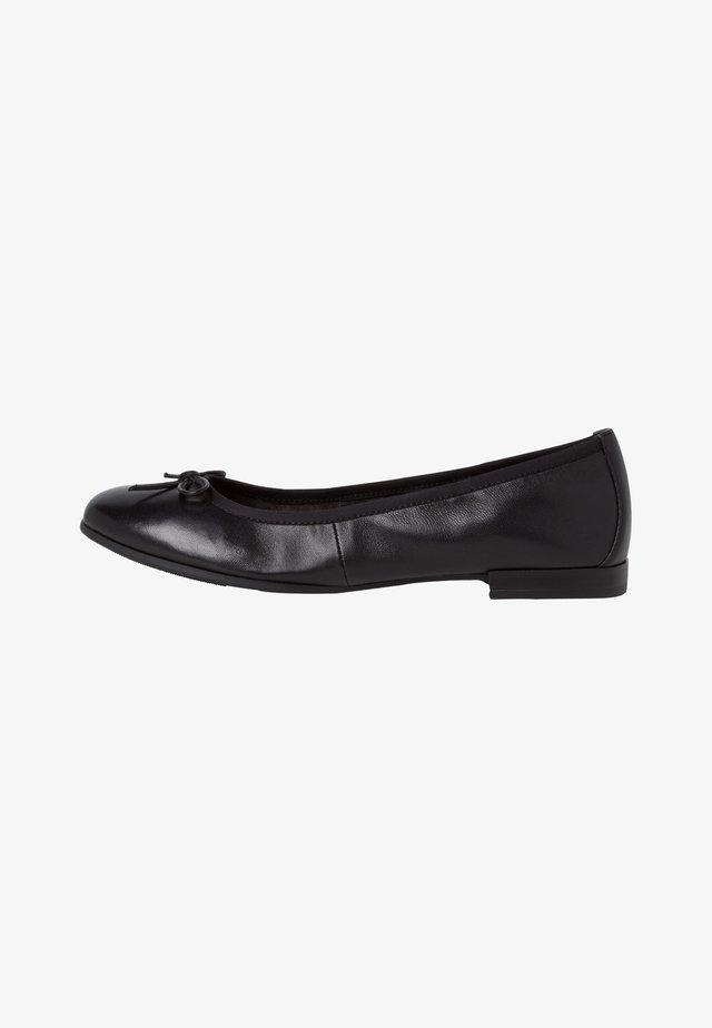 WOMS  - Ballet pumps - black