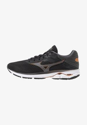 WAVE RIDER 23 OSAKA - Neutral running shoes - black/dark shadow