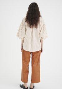 InWear - YOKOIW - Button-down blouse - honey stripe - 2