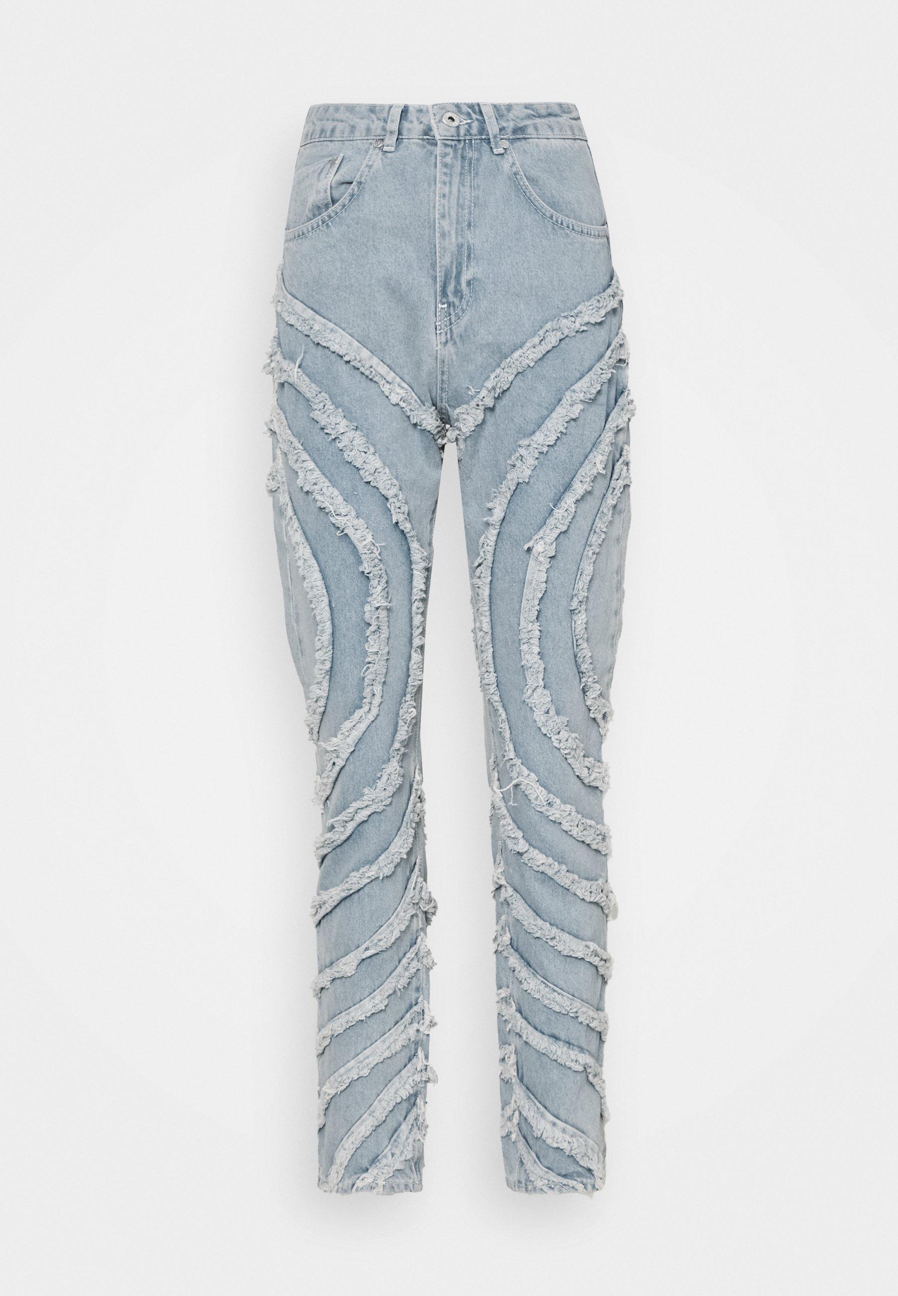 Women GAZE JEAN - Straight leg jeans