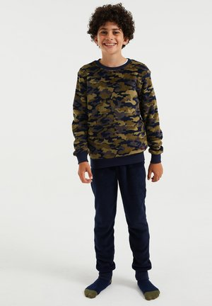 SET - Pyjama - multi coloured
