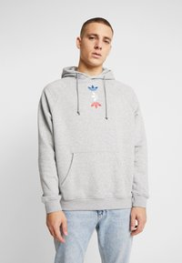 adidas Originals - HOODY - Huppari - grey - 0