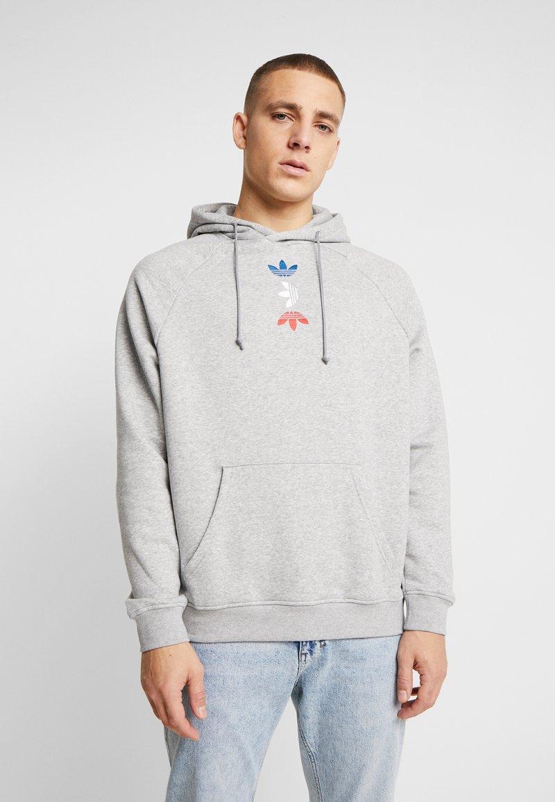adidas Originals - HOODY - Huppari - grey