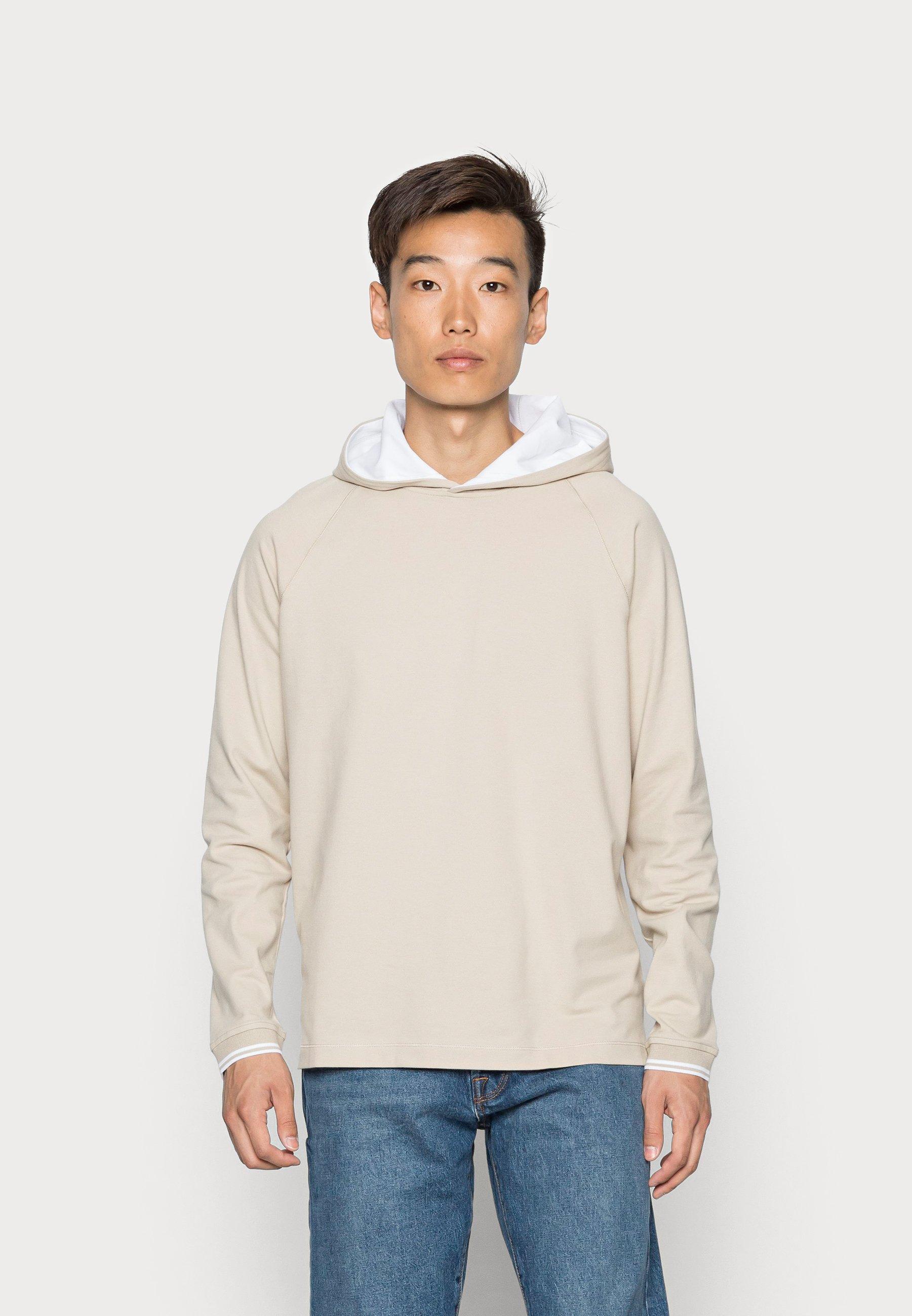 Herren CORE TEMP PIQUE HOOD - Sweatshirt