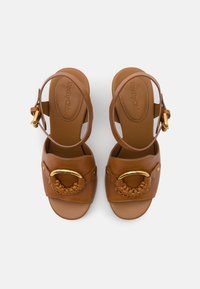 See by Chloé - HANA - Sandals - tan - 4