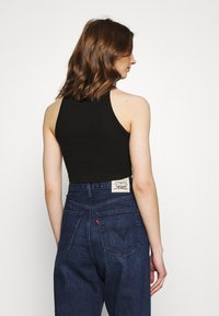 Afends - DAISY CHAIN - Top - black - 2