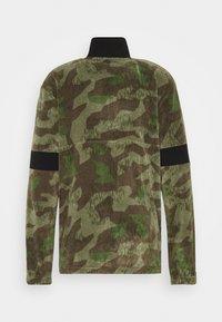 Volcom - REKKER POLAR CREW - Fleece jumper - olive - 1