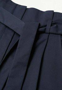 Mango - Pantalon classique - azul marino oscuro - 6